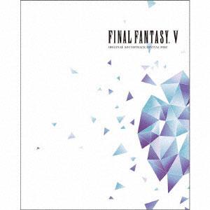 BD FINAL FANTASY V ORIGINAL SOUNDTRACK REVIVAL DISC(映像付サントラ/Blu-ray Disc Music)
