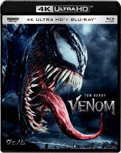 BD 4K ULTRA HD ヴェノム 初回生産限定版 (4K ULTRA HD+ブルーレイ) (Blu-ray Disc)