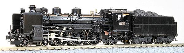 Nゲージ 国鉄 C51 80号機 蒸気機関車 塗装済完成品 リニューアル品