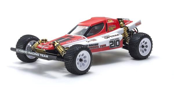 1/10 EP 4WD KIT ターボオプティマ