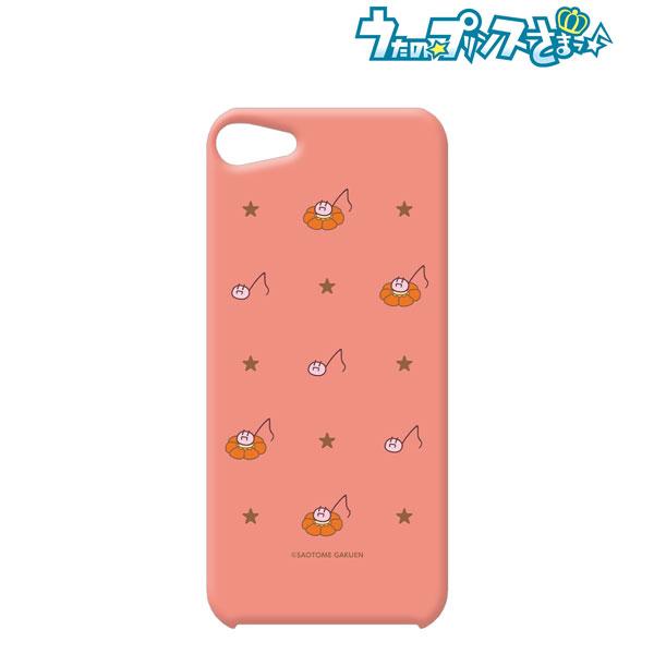 うたの☆プリンスさまっ♪マスコットキャラクターズ レトロフラワー おんぷくん iPhoneケース(7Plus/8Plus)