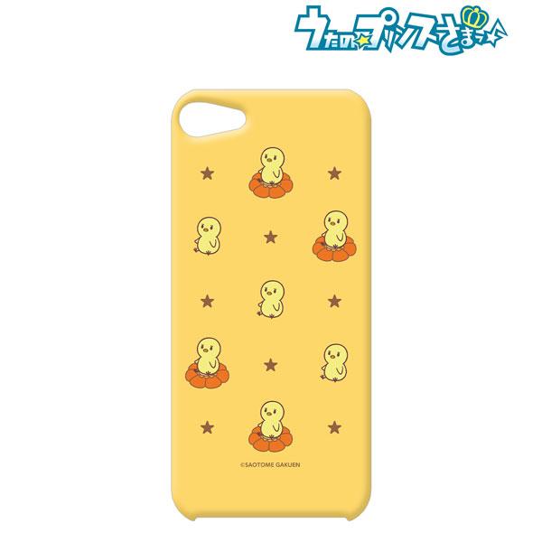 うたの☆プリンスさまっ♪マスコットキャラクターズ レトロフラワー ピヨちゃん iPhoneケース(7Plus/8Plus)