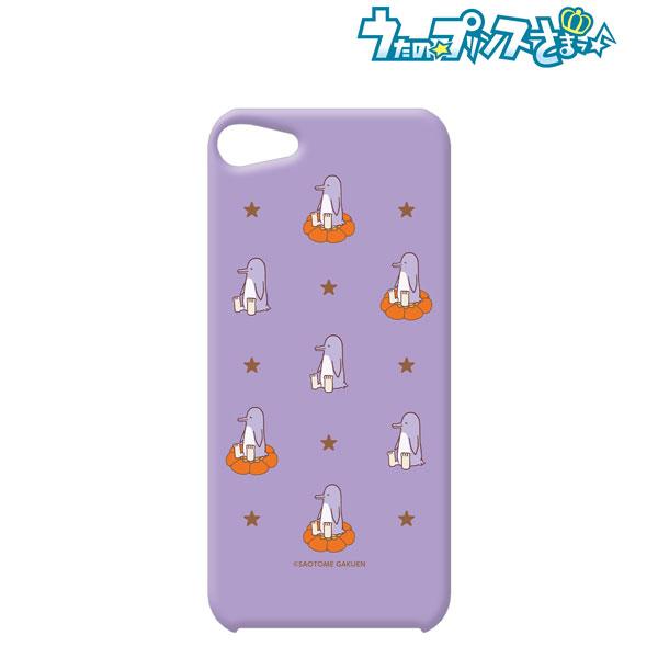 うたの☆プリンスさまっ♪ マスコットキャラクターズ レトロフラワー ペンギン iPhoneケース(7Plus/8Plus)