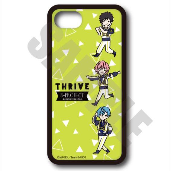 B-PROJECT〜絶頂*エモーション〜 ハードケース(iPhone5/5s/SE) PlayP-B THRIVE