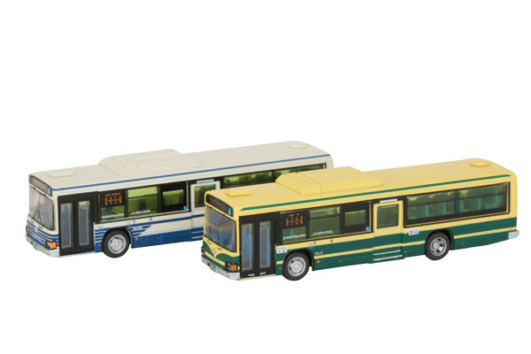 Bus-Collezione-Trasporto-Bureau-City-Of-Nagoya-90th-Anniversario-2-Autobus-Set