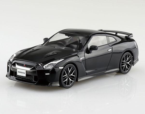 The-Chasquear-Equipo-No-07-C-Nissan-Gt-R-Meteor-Flake-Black-Pearl-Plastico
