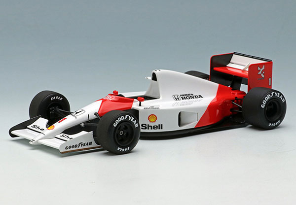 1/43 マクラーレン ホンダ MP4/6 USA GP 1991 No.1 ウィナー