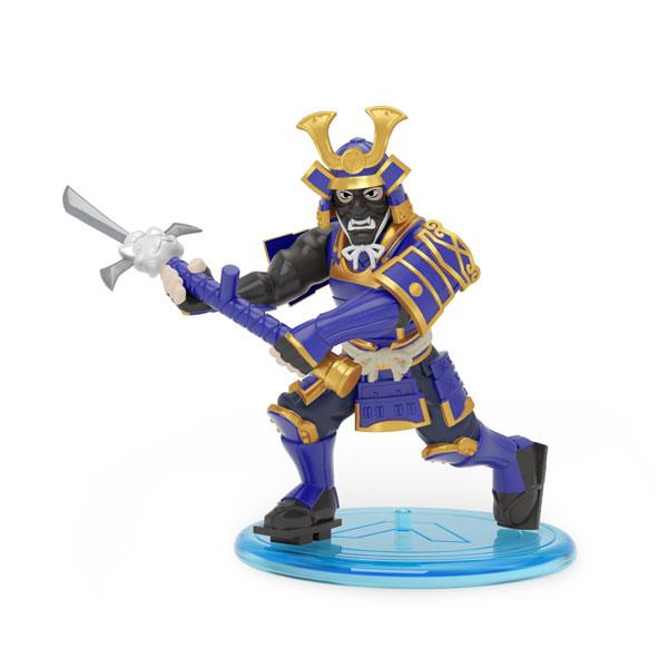 フォートナイト コレクションミニフィギュア 029 武者