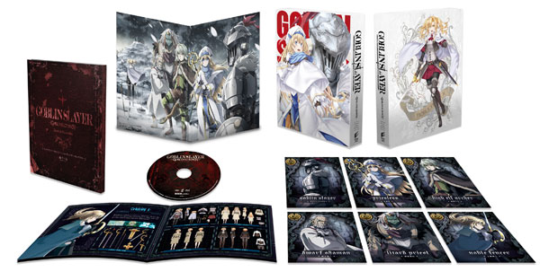 BD ゴブリンスレイヤー -GOBLIN'S CROWN- プレミアム・エディション(初回生産限定) (Blu-ray Disc)