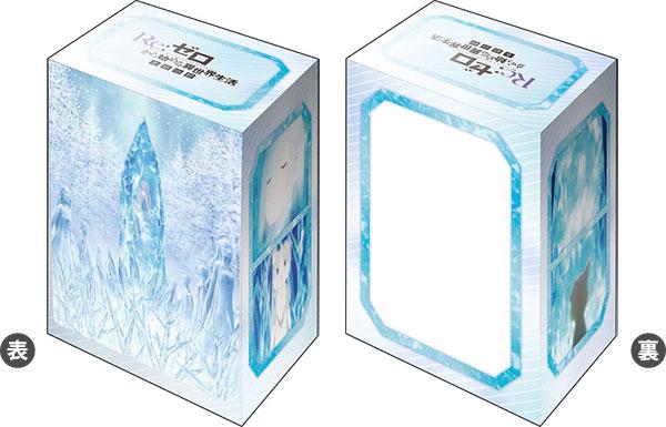 ブシロードデッキホルダーコレクションV2 Vol.1171 『Re:ゼロから始める異世界生活 氷結の絆』ティザービジュアルver.
