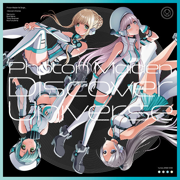【特典】CD Photon Maiden / Discover Universe Blu-ray付生産限定盤