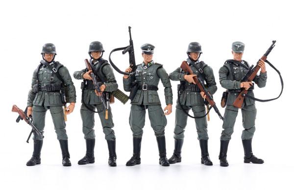 1/18 軍兵 WWII ドイツ国防軍