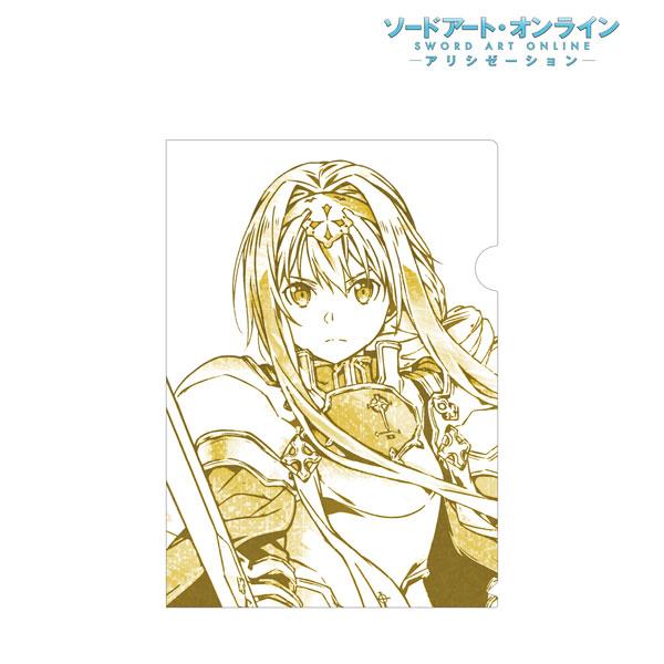 ソードアート・オンライン アリシゼーション アリス Ani-Art 第2弾 クリアファイル