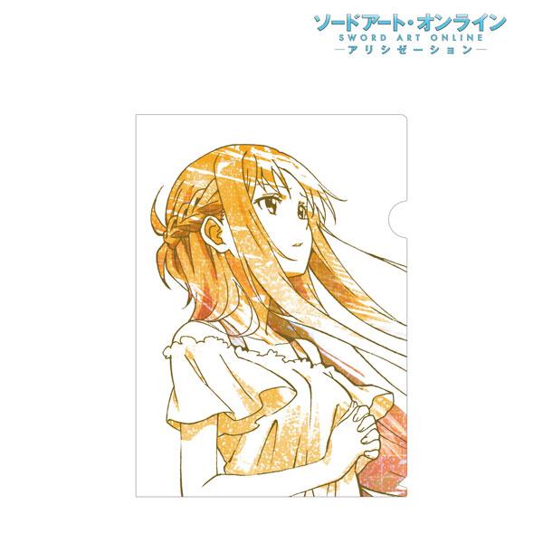 ソードアート・オンライン アリシゼーション 明日奈 Ani-Art 第2弾 クリアファイル