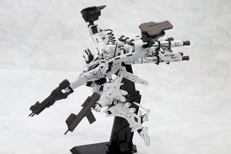 V.I.シリーズ アーマード・コア ホワイト・グリント&V.O.Bセット ムービーカラーVer. 1/72 プラモデル