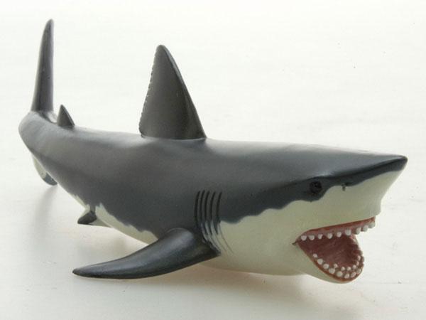 Shark Toys Great White : Amiami character hobby shop marine life soft model