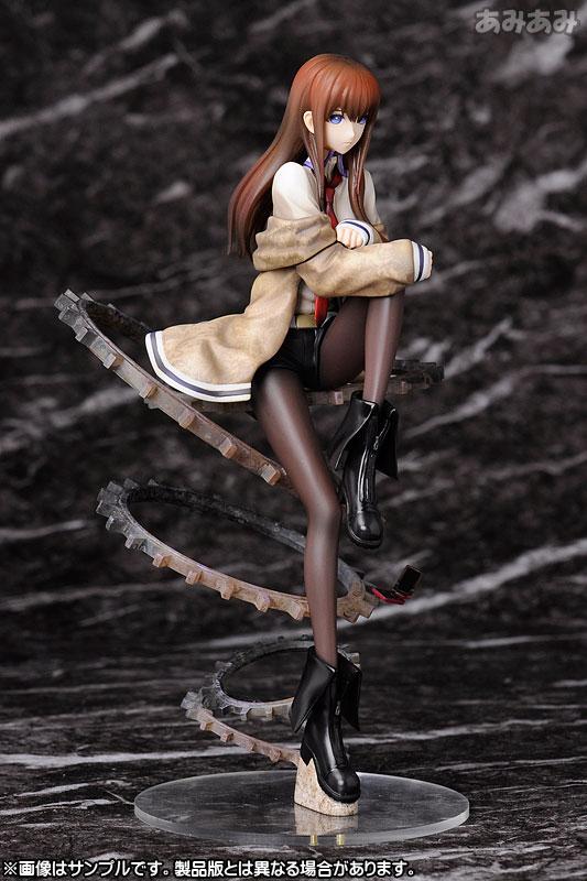 Steins;Gate - Kurisu Makise 1/8 Complete Figure(Pre-order)Steins;Gate 牧瀬紅莉栖 1/8 完成品フィギュアAccessory