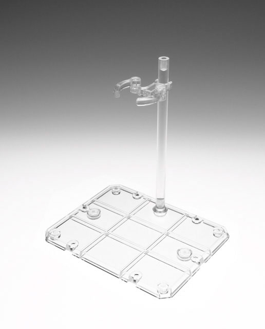 Tamashii Stage ACT.4 for Humanoid Clear(Pre-order)魂STAGE ACT.4 for Humanoid クリアAccessory