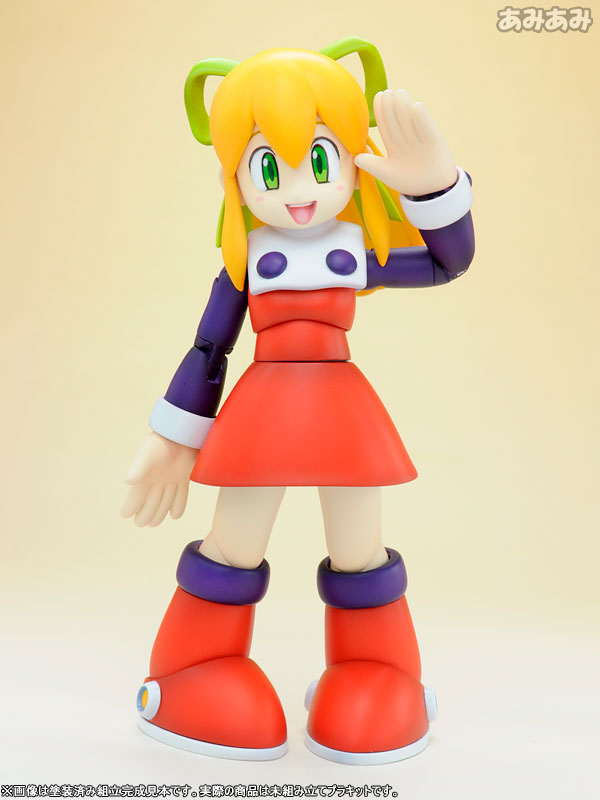 Mega Man - Roll 1/10 Plastic Kit(Pre-order)ROCKMAN ロールちゃん 1/10 プラモデルAccessory