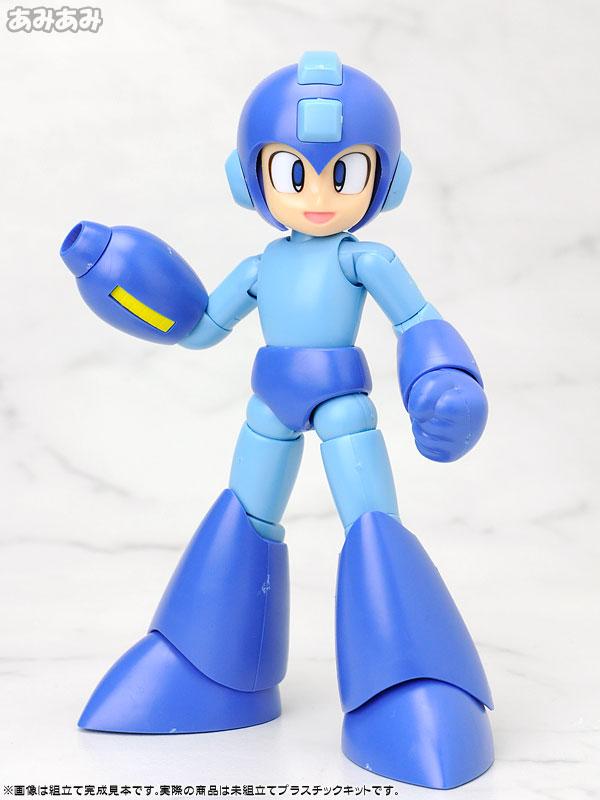 Mega Man - Mega Man 1/10 Plastic Model Kit(Pre-order)ROCKMAN ロックマン 1/10 プラモデルAccessory