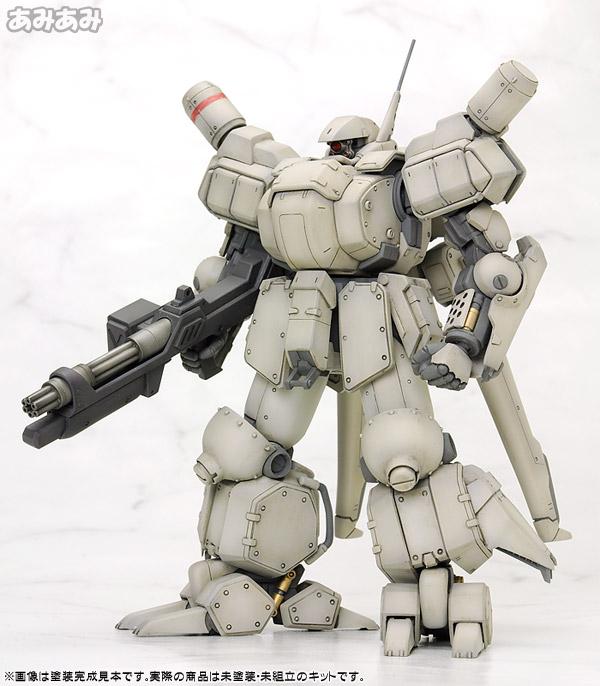 手绘机甲战士 模型