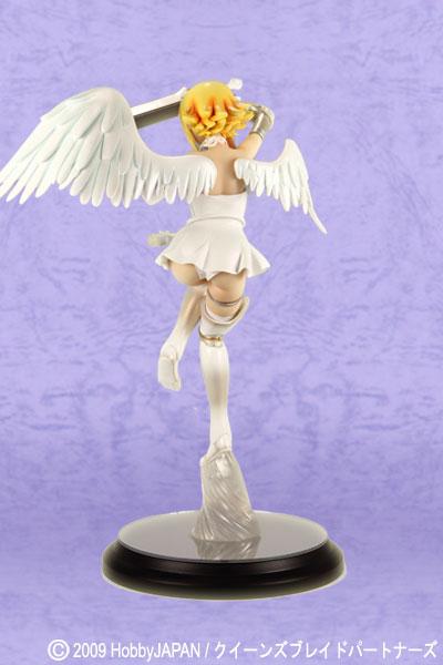 クイーンズブレイド 光明の天使ナナエル 【宮沢模型限定版】 キャンディレジン製 フィギュア