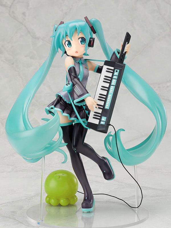【新品介紹】【Max Factory】Character Vocal Series 01 初音ミク HSP ver. 1/7 PVC Figure - hyde -     囧HYDE囧の御宅部屋