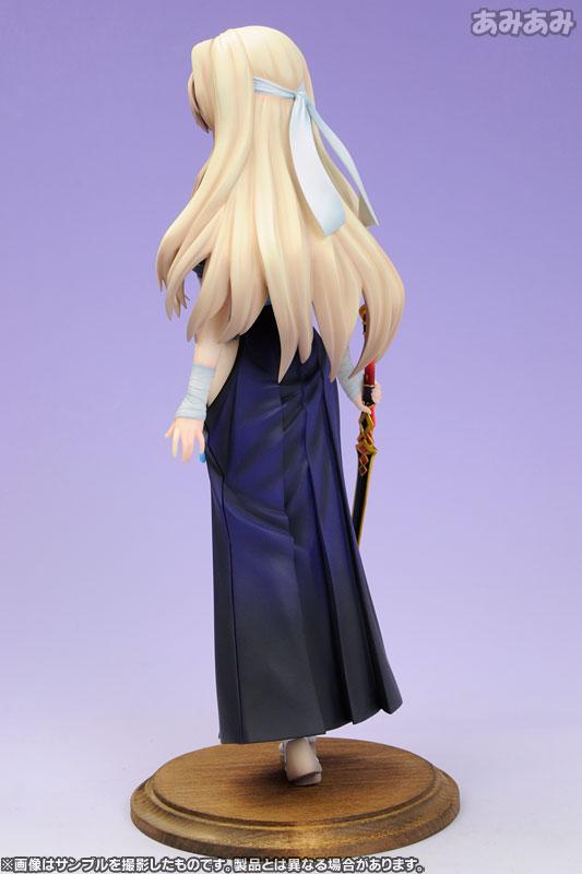 ToHeart2 ダンジョントラベラーズ 久寿川ささら(侍Style) 黒ver. 宮沢模型限定 フィギュア