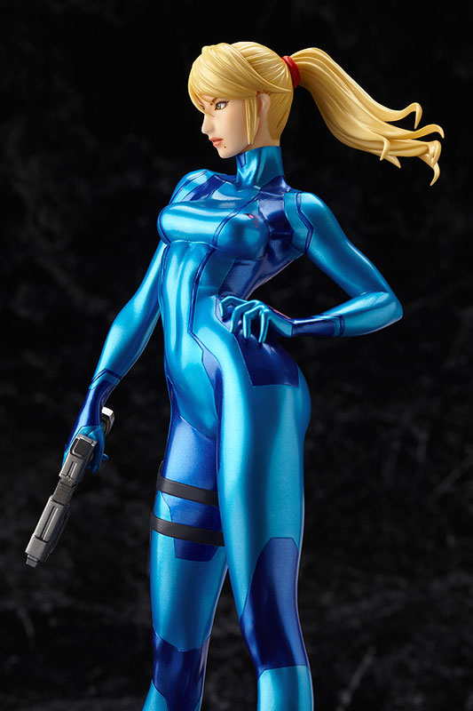 METROID: Other M - Samus Aran Zero Suit ver. 1/8 Complete FigureMETROID Other M サムス・アラン ゼロスーツver. 1/8 完成品フィギュア (メトロイド アザーエム)Accessory