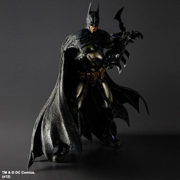 Arkham Asylum Play Arts Kai Armored Suit Harley Quinn Figure