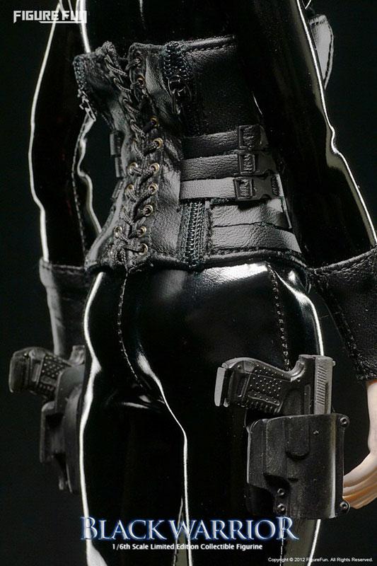 [FIGURE FUN] - Black Warrior  FIG-KAI-3900_07
