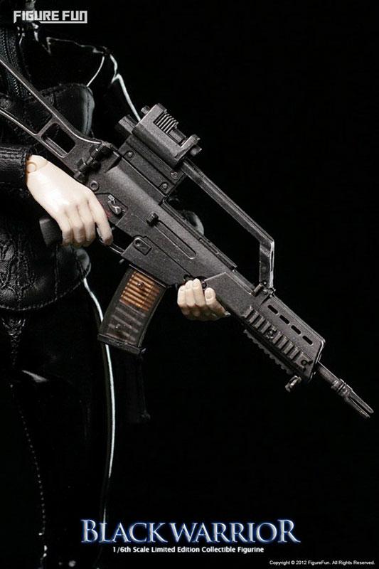 [FIGURE FUN] - Black Warrior  FIG-KAI-3900_12