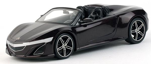 TSM Model Miniature Car 1/18 The Avengers Acura NSX Roadstar(Released)