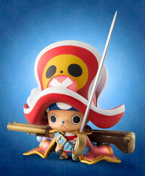 """エクセレントモデル Portrait.Of.Pirates ワンピース """"EDITION-Z"""" トニートニー・チョッパー 1/8 完成品フィギュア[メガハウス]《04月予約》"""
