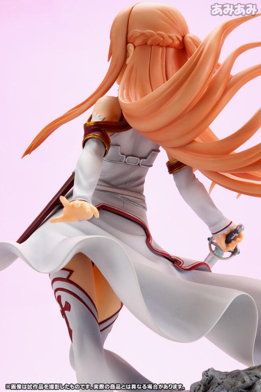【新品介紹】【壽屋】Sword Art Online 刀劍神域 亞絲娜 -Aincrad- 1/8 PVC Figure - hyde -     囧HYDE囧の御宅部屋