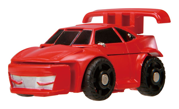 Transformers BeCool B08 Red Sports Car(Released)
