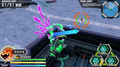 [Análise] Battle Robot Damashii - PSP TVG-PSP-3128_02