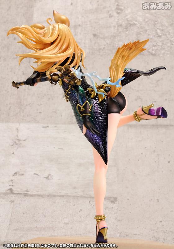 【新品介紹】【ARCADIA】TERA: The Exiled Realm of Arborea - ELIN 艾琳 PVC Figure - hyde -     囧HYDE囧の御宅部屋