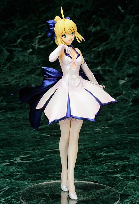【新品介紹】【ALTER】Fate/stay night Saber Dress code 1/7 PVC Figure - hyde -     囧HYDE囧の御宅部屋