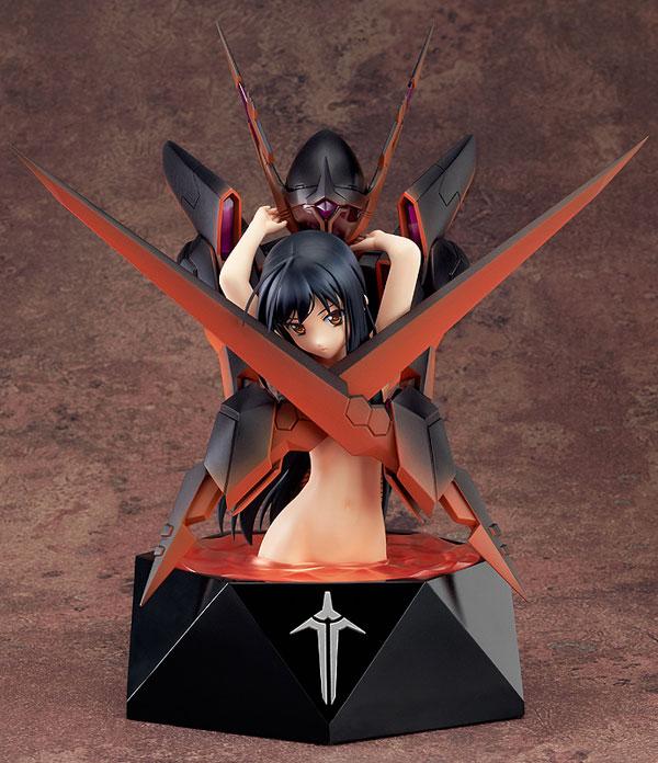 アクセル・ワールド 黒雪姫 -Death by Embracing- 1/7 完成品フィギュア[マックスファクトリー]《08月予約》