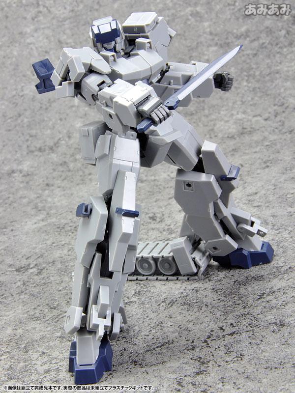Frame Arms 1/100 Type 32 Model 5C Zenrai with Assault Unit Plastic Model(Pre-order)フレームアームズ 1/100 三二式伍型丙 漸雷強襲装備型 プラモデルAccessory