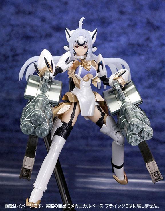 Xenosaga III KOS-MOS Ver.4 Extra Coating Edition 1/12 Plastic Model(Pre-order)ゼノサーガIII KOS-MOS(コスモス) Ver.4 エクストラコーティングエディション 1/12 プラモデルAccessory