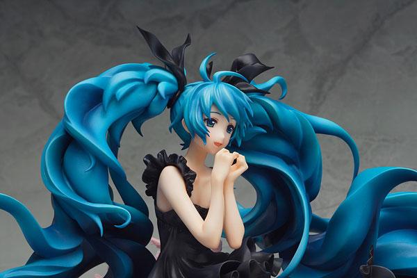 【新品介紹】【GSC】Character Vocal Series 01 初音ミク 深海少女ver. 1/8 PVC Figure - hyde -     囧HYDE囧の御宅部屋