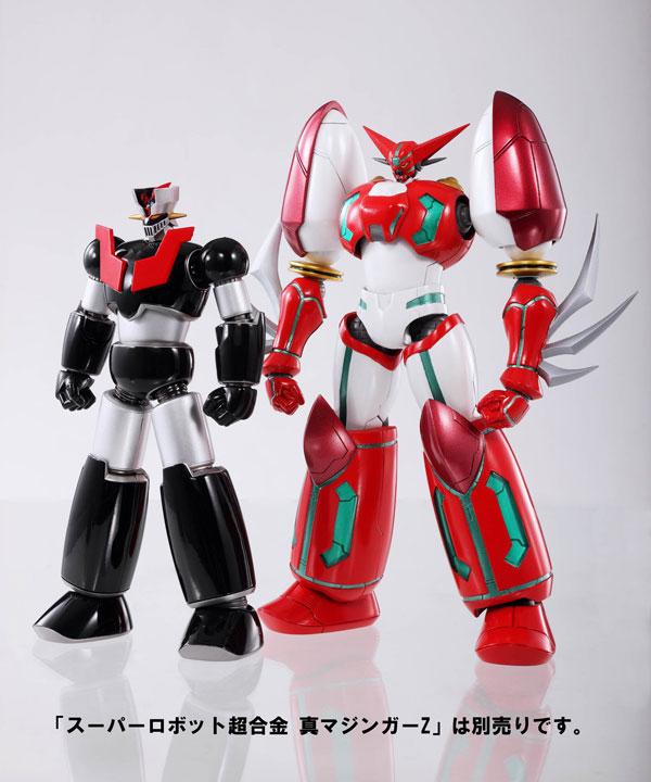 Super Robot Chogokin Shin Getter OVA Edition Pre order OVA版Accessory
