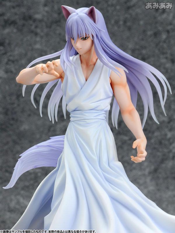 ARTFX J - YuYu Hakusho: Youko Kurama 1/8 Complete Figure(Pre-order)ARTFX J 幽☆遊☆白書 妖狐蔵馬 1/8 完成品フィギュアScale Figure