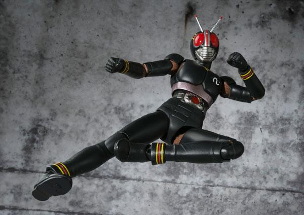 S.H. Figuarts - Kamen Rider Black
