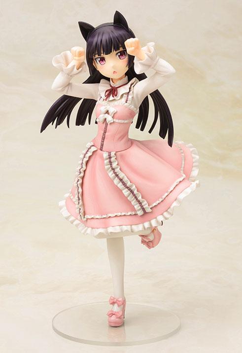 【新品介紹】【壽屋】我的妹妹不可能那麼可愛 黑貓 -Sweet Lolita- 1/7 PVC Figure - hyde -     囧HYDE囧の御宅部屋