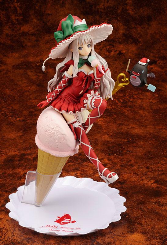 【新品介紹】【ALTER】Shining Hearts 光明之心 Melty 梅露蒂 Christmas Ver. 1/8 PVC Figure - hyde -     囧HYDE囧の御宅部屋
