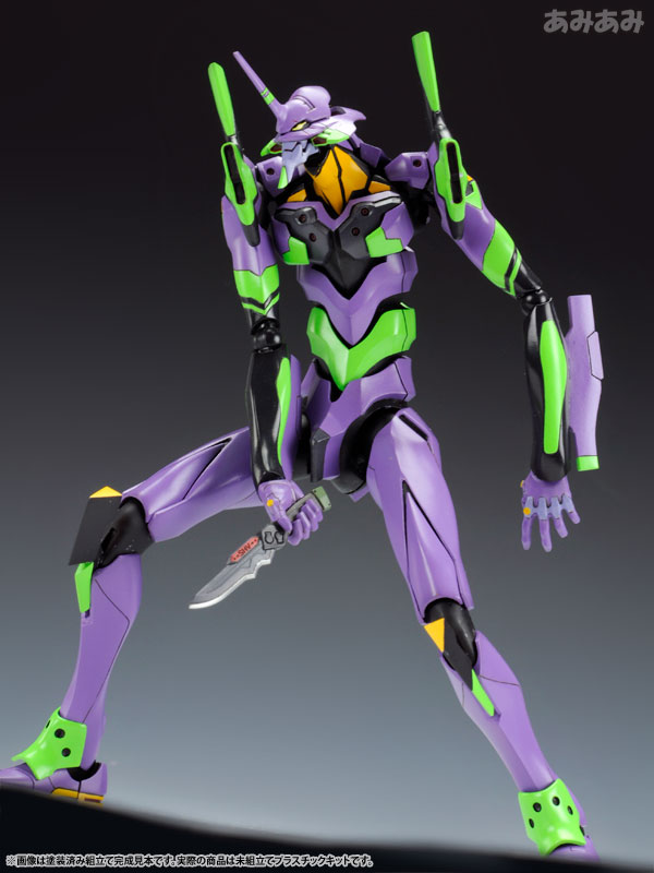 Evangelion: You Can Not Advance Plastic Kit Regular Artificial Human Evangelion EVA Test Type Pre orderAccessory