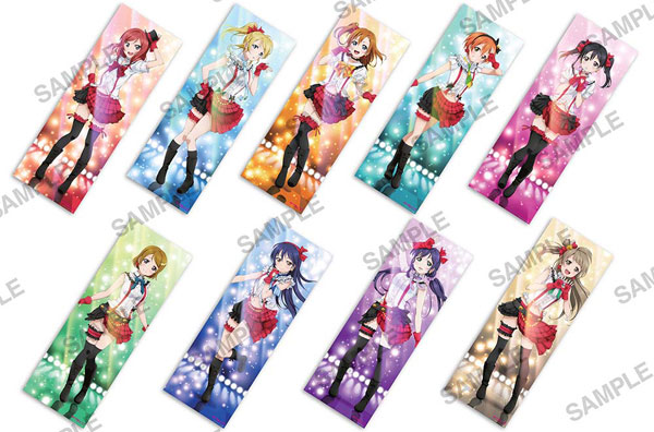 Love Live! Pos x Pos Collection Vol.2 8Pack BOX(Pre-order)ラブライブ! ポス×ポスコレクションVol.2 8個入りBOXAccessory